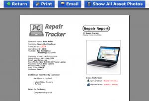 repairprintout